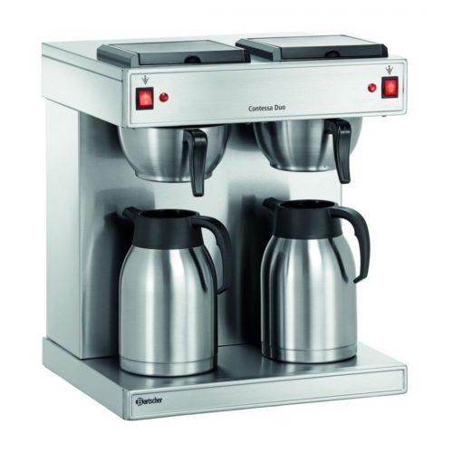 """Kaffeemaschine """"Contessa Duo"""" - Bartscher - Gastroworld-24"""
