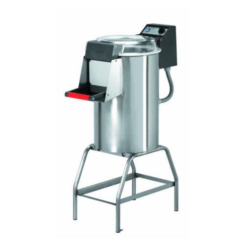 Kartoffelschälmaschine 380x770x1160mm, Kapazität: 10 kg, - GGG - Gastroworld-24