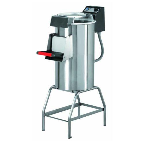 Kartoffelschälmaschine 380x770x1230mm, Kapazität: 18 kg, - GGG - Gastroworld-24