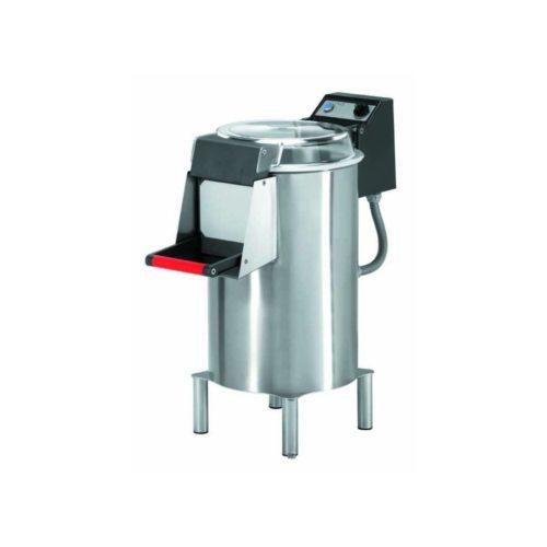 Kartoffelschälmaschine 400x770x860mm, Kapazität:10 kg, - GGG - Gastroworld-24