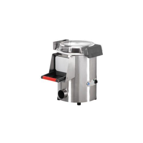 Kartoffelschälmaschine, 520x630x590mm, Kapazität: 5 kg, - GGG - Gastroworld-24