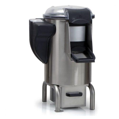 Kartoffelschälmaschine, Kapazität 10 kg, 300 kg/h - Virtus - Gastroworld-24