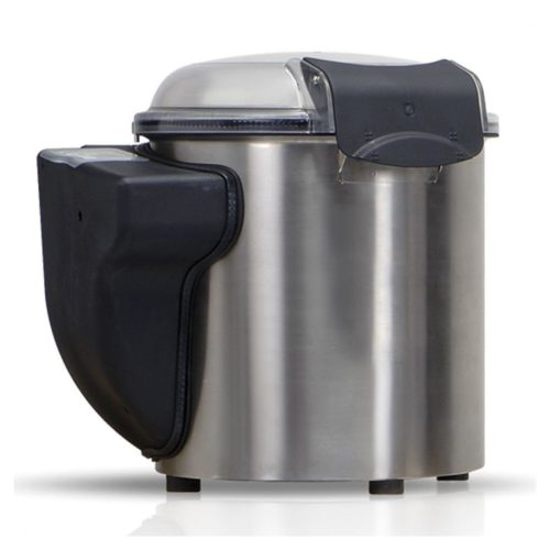 Kartoffelschälmaschine, Tischmodell, Kapazität 5 kg, 150 kg/h - Virtus - Gastroworld-24