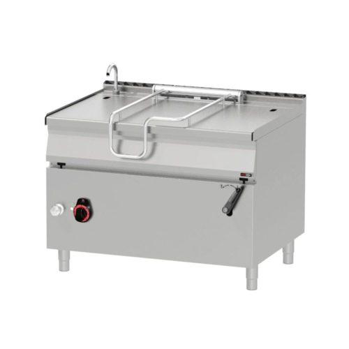 Kippbratpfanne Elektro, 1200x900x900mm, 120 Liter, 50-300°C, - GGG - Gastroworld-24