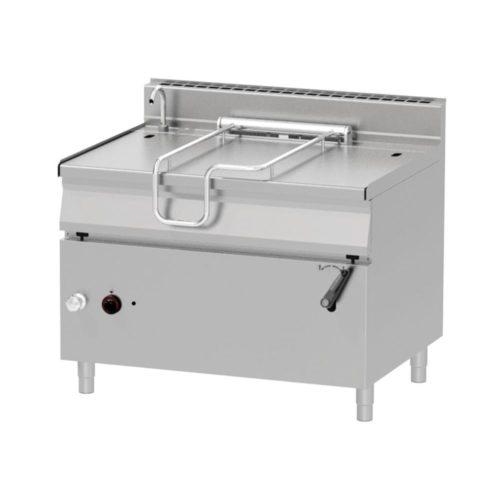 Kippbratpfanne, Gas, 1200x900x900 mm, Pfanne und Boden aus - GGG - Gastroworld-24