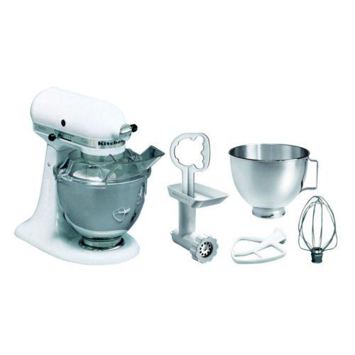 Kitchen Aid 5KSM45EWHMP, weiß,4,28L - Bartscher - Gastroworld-24