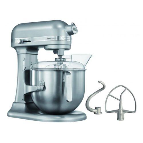 KitchenAid 5KSM7591X, silber, 6,9L - Bartscher - Gastroworld-24