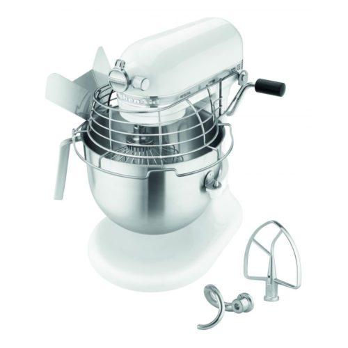 KitchenAid 5KSM7990XEWH weiß, 6,90L - Bartscher - Gastroworld-24