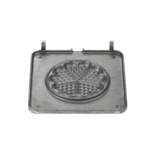 Kleine Herzwaffel Backplattensatz - Neumärker - Gastroworld-24
