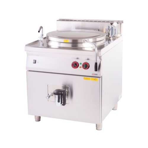 Kochkessel Gas, 800x900x900mm, 150 Liter,  indirekte - GGG - Gastroworld-24