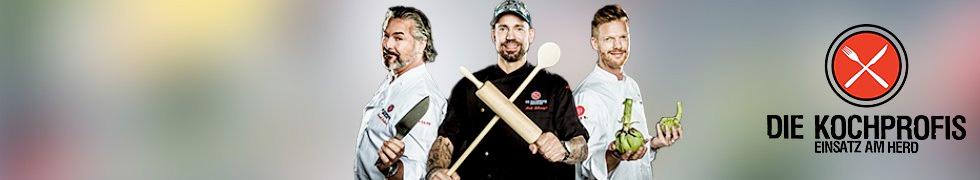 Die Kochprofis - Einsatz am Herd - Gastroworld-24 - Ihr Onlineshop für Gastronomiebedarf