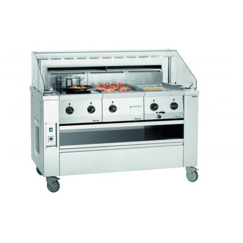 Kochstation KST3240 Plus - Bartscher - Gastroworld-24
