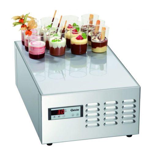 Kombiplatte Cool+Hot, 1/1GN - Bartscher - Gastroworld-24