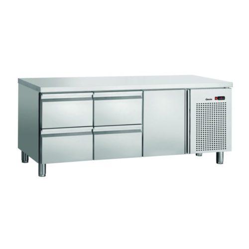 Kühltisch S4T1-150 - Bartscher - Gastroworld-24