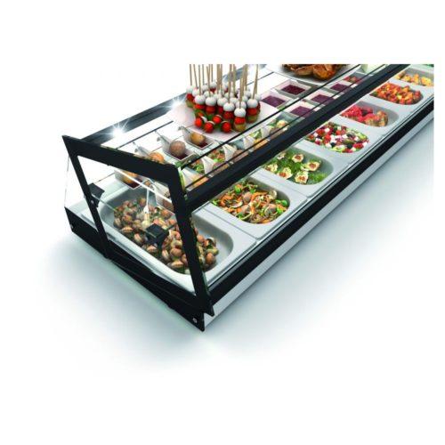 Kühlvitrine Cube 6 - Neumärker - Gastroworld-24