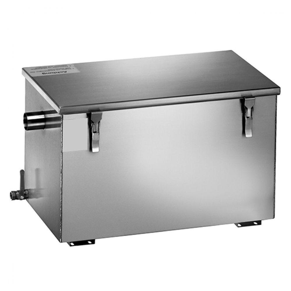 manueller Fettabscheider, Kapazität 132 Liter - Virtus - Gastroworld-24