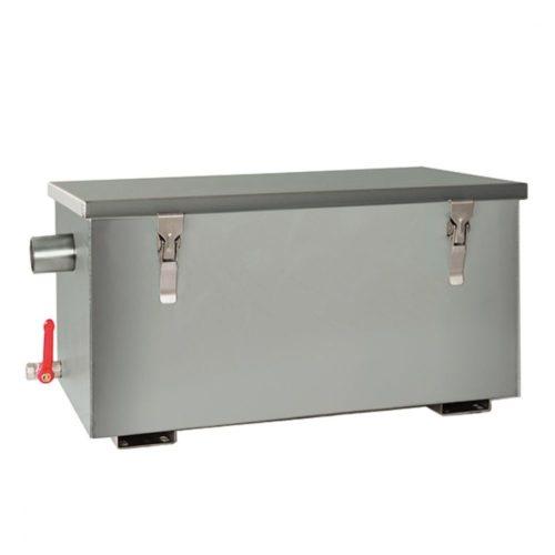 manueller Fettabscheider, Kapazität 20 Liter - Virtus - Gastroworld-24