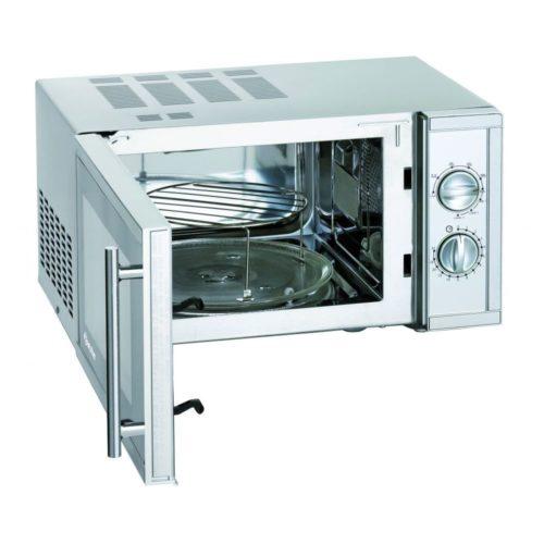 Mikrowelle 23L, 900W, Grill - Bartscher - Gastroworld-24