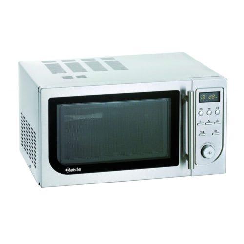 Mikrowelle DIG, 25L, 900W, Grill, HL - Bartscher - Gastroworld-24