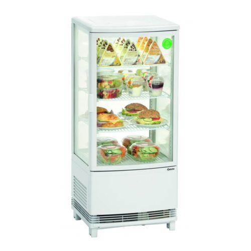 Mini-Kühlvitrine 86L - Bartscher - Gastroworld-24