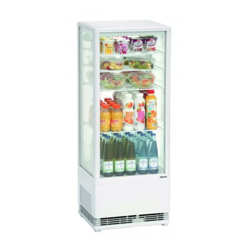 Mini-Kühlvitrine 98L - Bartscher - Gastroworld-24