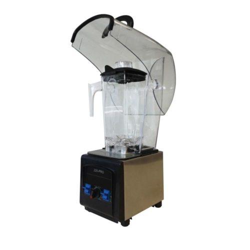 Mixer, 250x192x495 mm, 2100 W, 37000 U/min, kontinuirl. Lauf - GGG - Gastroworld-24