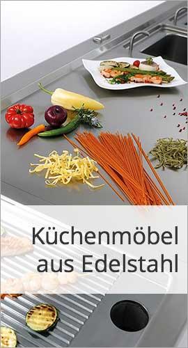 Küchenmöbel bei Gastroworld24 - Die perfekte Einrichtung für Ihre Küche