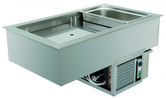 Nordcap Einbau-Kühlwanne (Stille Kühlung) EBW 3/1 S - Produkt - Gastrowold-24 - Ihr Onlineshop für Gastronomiebedarf