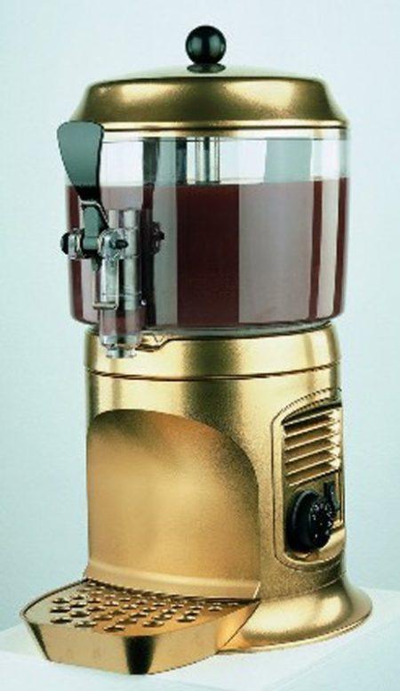 Nosch Hotdrink Dispenser gold - Produkt - Gastrowold-24 - Ihr Onlineshop für Gastronomiebedarf