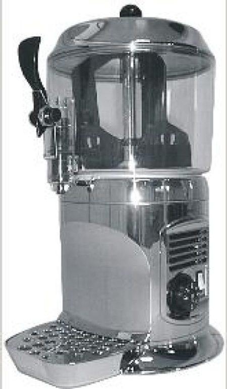 Nosch Hotdrink Dispenser silver - Produkt - Gastrowold-24 - Ihr Onlineshop für Gastronomiebedarf