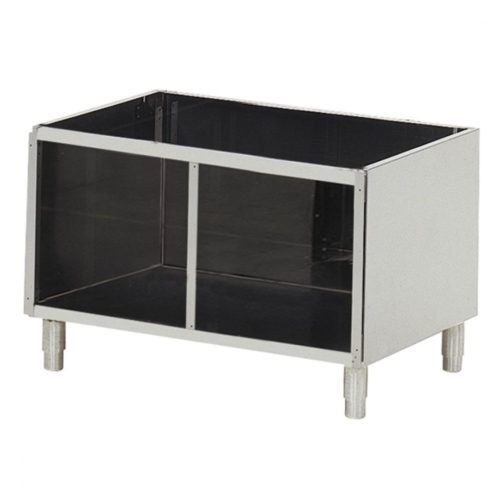 offener Unterbau für Tischgeräte B=1200 mm - Virtus - Gastroworld-24