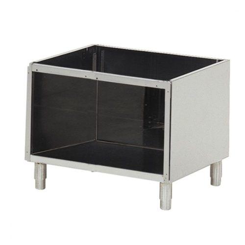 offener Unterbau für Tischgeräte B=300 mm - Virtus - Gastroworld-24