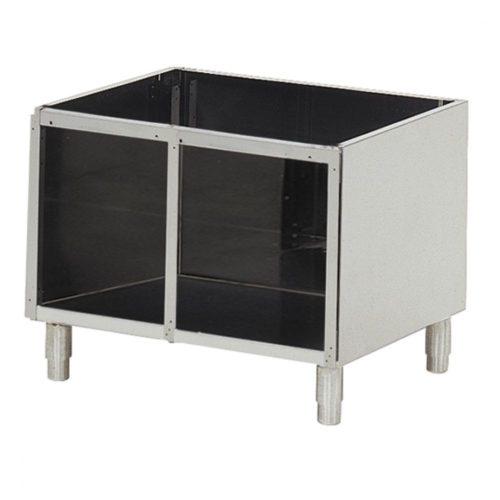 offener Unterbau für Tischgeräte B=800 mm - Virtus - Gastroworld-24