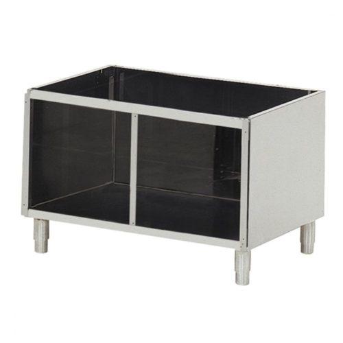 offener Unterbau für Tischgeräte B=900 mm - Virtus - Gastroworld-24