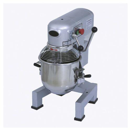 Planetenrührmaschine 10 Liter mit 3 Geschwindigkeiten - 230V/1F - Virtus - Gastroworld-24