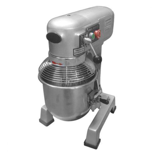 Planetenrührmaschine 20 Liter mit 3 Geschwindigkeiten - 230V/1F - Virtus - Gastroworld-24