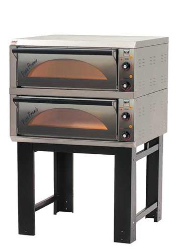 Premio 6131 Pizzaofen mit 2 Etagen Backfläche 2x610x310 m - Produkt - Gastrowold-24 - Ihr Onlineshop für Gastronomiebedarf