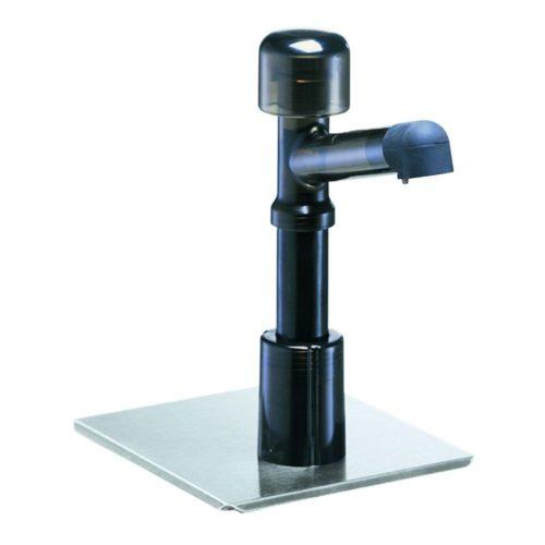 Pumpstation für 1/4GN mit Deckel - Bartscher - Gastroworld-24