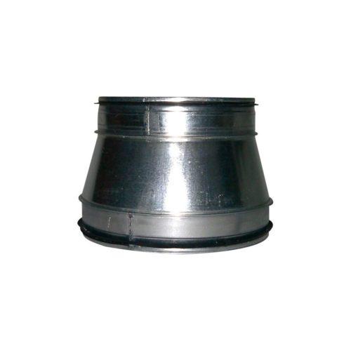 Reduzierung, asymmetrisch, 335x335x170 mm, - GGG - Gastroworld-24