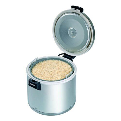Reiswärmer mit Ringwärme - Bartscher - Gastroworld-24