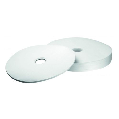 Rundfilterpapier 245mm, 250Stk - Bartscher - Gastroworld-24