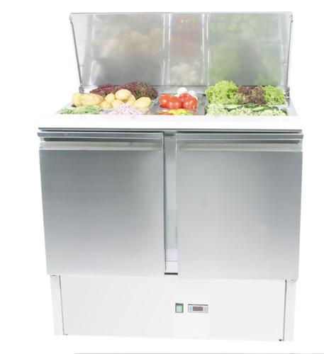 Saladette Magic SAL 9000 - Produkt - Gastrowold-24 - Ihr Onlineshop für Gastronomiebedarf