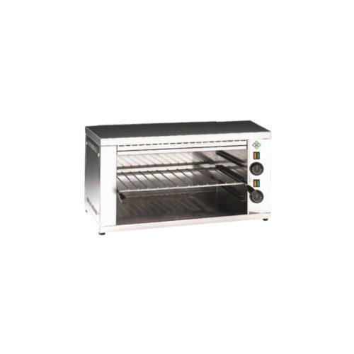 Salamander, 880x370x380 mm, 4,4 kW, 400 V, 50 Hz, - GGG - Gastroworld-24