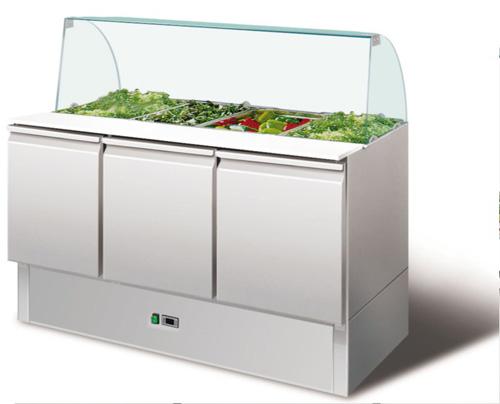 Salatvitrine Magic SAV 14000 - Produkt - Gastrowold-24 - Ihr Onlineshop für Gastronomiebedarf
