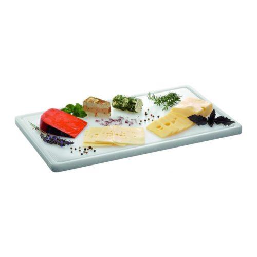 Schneidbrett PRO 53x32 W-R - Bartscher - Gastroworld-24