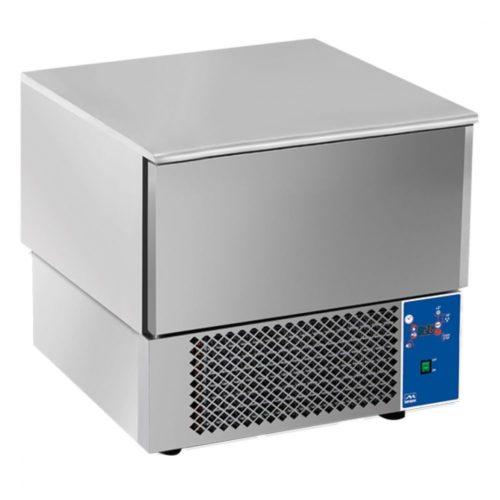 Schockfroster, -18°C 11 kg, 3x GN 1/1 oder 600x400 mm - Virtus - Gastroworld-24