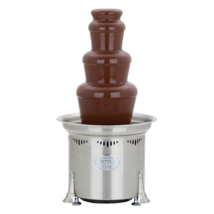 Schokoladenbrunnen Sephra CF23R Cortez - Neumärker - Gastroworld-24