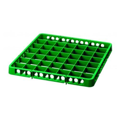 Spülkorbteiler 49, 500x500x45, grün - Bartscher - Gastroworld-24