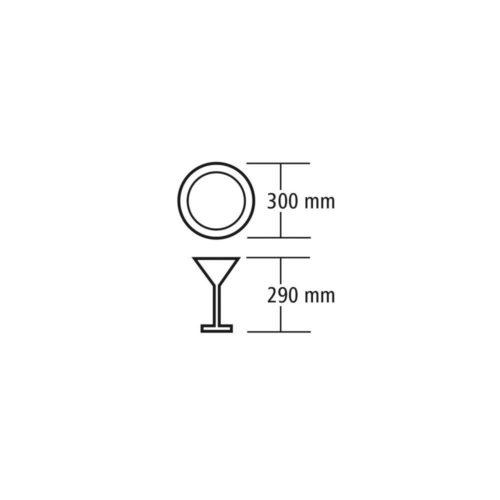 Spülmaschine Deltamat TF401W - Bartscher - Gastroworld-24