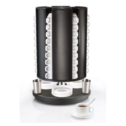 Tassenwärmer, 400x400x590 mm, 0,33 kW, 230 V, 50 Hz, - GGG - Gastroworld-24